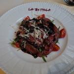 ラ・ベットラ・ダ・オチアイ ナゴヤ - 牛肉のタリアータ