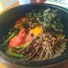 韓国料理 どやじ - 料理写真:明太子石焼ビビンパ