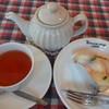ローズマリーカフェ - 料理写真:ケーキセット