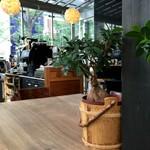 里山カフェ - 店内