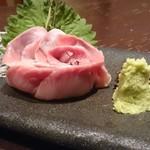 わんえもん - 絶品 銀鱈のお刺身
