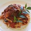 クッカーニャ - 料理写真:鳥羽産タコと野菜の生パスタ