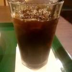 66カフェ - アイスコーヒー:180円