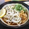 かめまる - 料理写真:冷ぶっかけ(*´д`*)300円