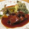 コモレビ - 料理写真:イノシシのロースト