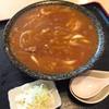 オーク - 料理写真:スパイシーカレーうどん(900円)