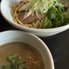 らぁめんこはく - 料理写真:骨まで美味しいサンマつけ麺
