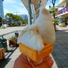 キミノーカ - 料理写真:桃のソルベ