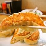 中華トントン - ジャンボびっくり餃子
