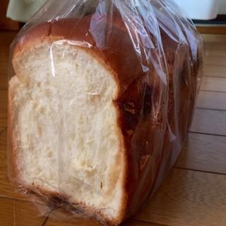 坂之下製菓 - 料理写真:りんご食パン(≧∇≦)