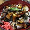 今一 - 料理写真:焼鳥丼