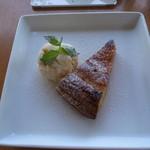 パークサイドカフェ - チーズケーキ