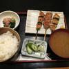 とりひろ - 料理写真:焼鳥定食750円