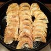 鉄なべ - 料理写真:焼き餃子470円×3人前