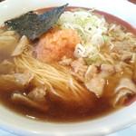 幸楽苑 - 季節限定商品 肉中華そば 637円(税込)