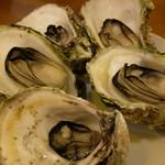 海鮮酒場 うごう - 牡蠣のカンカン蒸し