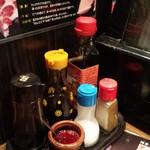 鉄なべ - テーブルセット