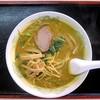 わたいち食堂 - 料理写真:牛乳カレー味噌ラーメン