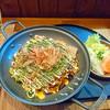 お好み焼き和実 - 料理写真:もだん焼き(麺入り)