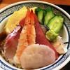 富貴寿司 - 料理写真:ランチのちらし寿司