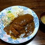 金子屋 - 洋風かつ定食
