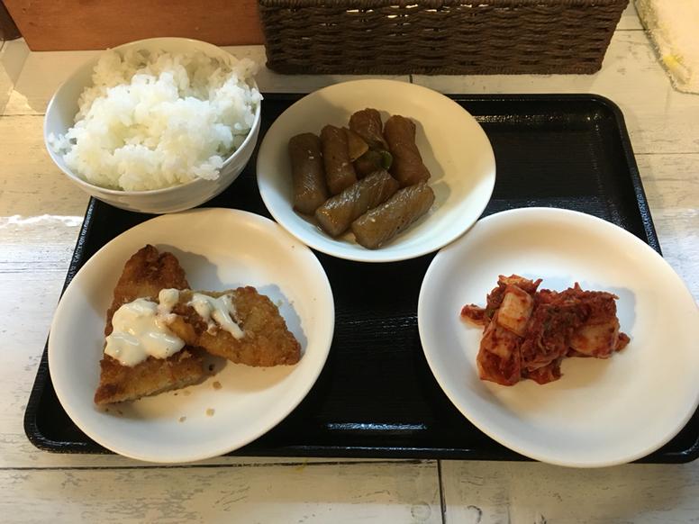 韓食 班家