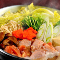 霧島屋特製 地鶏水炊き鍋