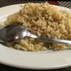 らぁめん嬉しや - 料理写真:麦飯のチャーハン
