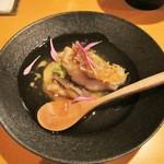 55978726 - 甘鯛サクサク焼(名物)。1500円