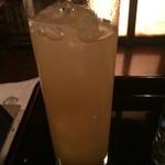 信州長屋酒場 - 信州リンゴジュース