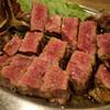 文世食堂 - 料理写真:炭火焼T-BONEステーキ