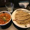 麺屋武蔵 巖虎 - 料理写真:辛醤つけ麺880円大盛