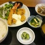 旬菜‐小豆 - おすすめ  750円(税込)