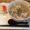 アオザイ - 料理写真:鶏肉のフォー780円 2016.9撮影