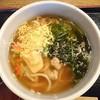 うどん山川 - 料理写真:名物山川うどん670円