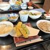 宮の蕎麦 兎屋 - 料理写真:小梅定食(890円)