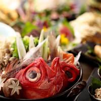 金鮮魚プラン9品4000円