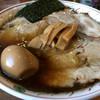 春木屋 - 料理写真:ちゃーしゅーわんたん麺大盛り+煮玉子。お値段1,550円也w 満足です