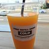 レストラン&バイシクル - ドリンク写真:ミニッツメイドのオレンジ