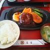 高野牛肉店 - 料理写真:ハンバーグ定食