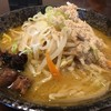 神楽 - 料理写真:味噌らーめん大盛り。麺組に通じる味わい。麺組よりも麺細め、量少なめでコスパは悪い