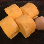 より鶏み鶏 - 出汁巻きタマゴ