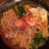 アジアンヌードル - 料理写真:ホッケンミー(えびラーメン)