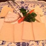 グリル・ツカサ - チーズ盛り(ハーフ)
