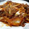 内モンゴル料理 あむ亭 - 料理写真:クミン炒め