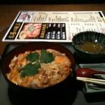 灯り家 - 料理写真:比内地鶏の親子丼