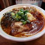 56014971 - 辛口炙り肉ソバ醤油