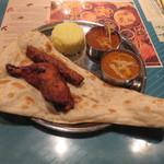 シャージ・パキスタンインドレストラン - 料理写真:今回食べたもの