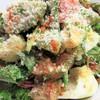ザロイヤルスコッツマン - 料理写真:照り焼きチキンとアボカドのサラダ