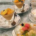 重慶飯店 - デザート